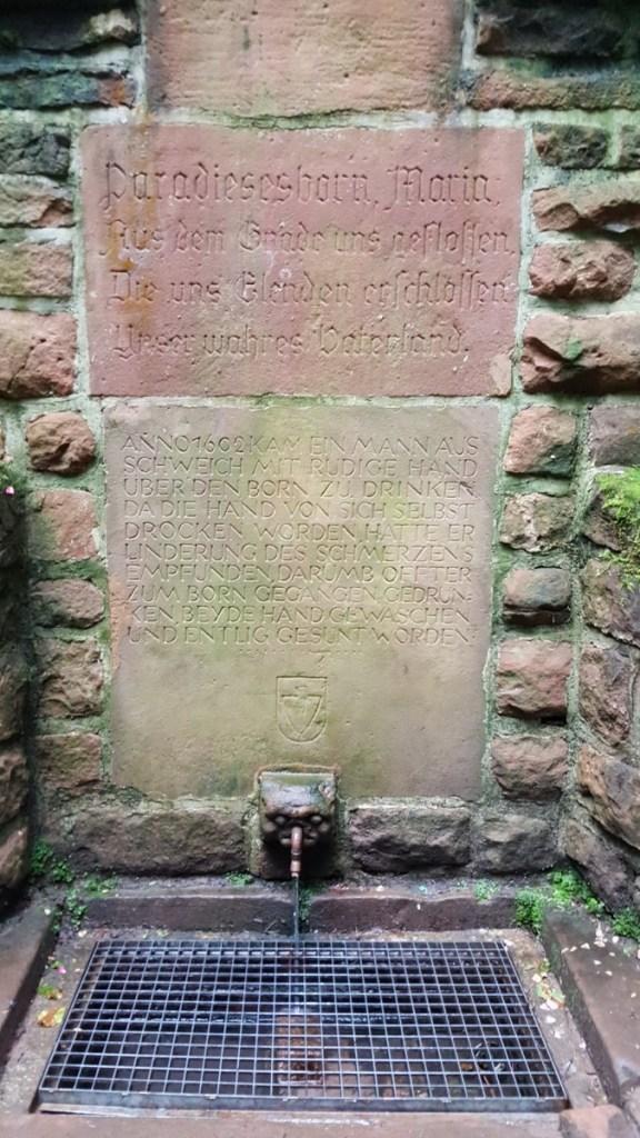 Heilbrunnen Tafeln
