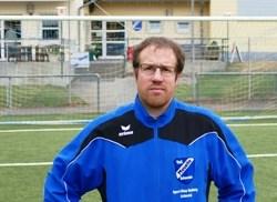 Schiedsrichter-Beauftragter Johannes Rohr