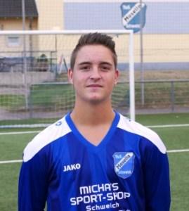 Lukas Schleimer ist zum Nachwuchssportler des Jahres bei der Landessportlerwahl 2016 nominiert