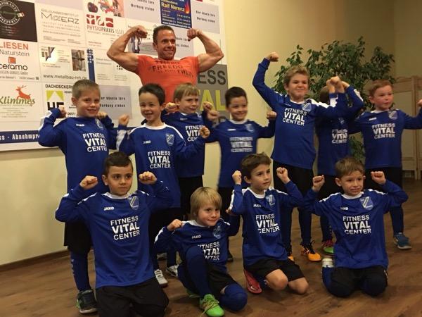 Fitness-Vital-Center, F4-Junioren