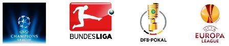 Bundesliga, CL, DFB-Pokal und EL, Mosella-Stübchen
