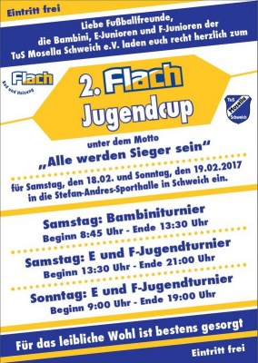 2. Flach-Jugend-Cup