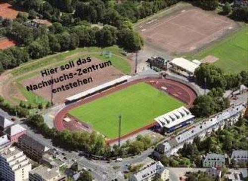 Standort Sport-Fleck-Nachwuchs-Zentrum
