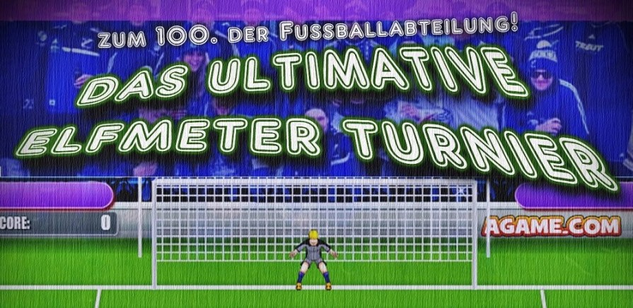 Elfer-Turnier zum 100. Geburtstag der Abteilung Fußbal