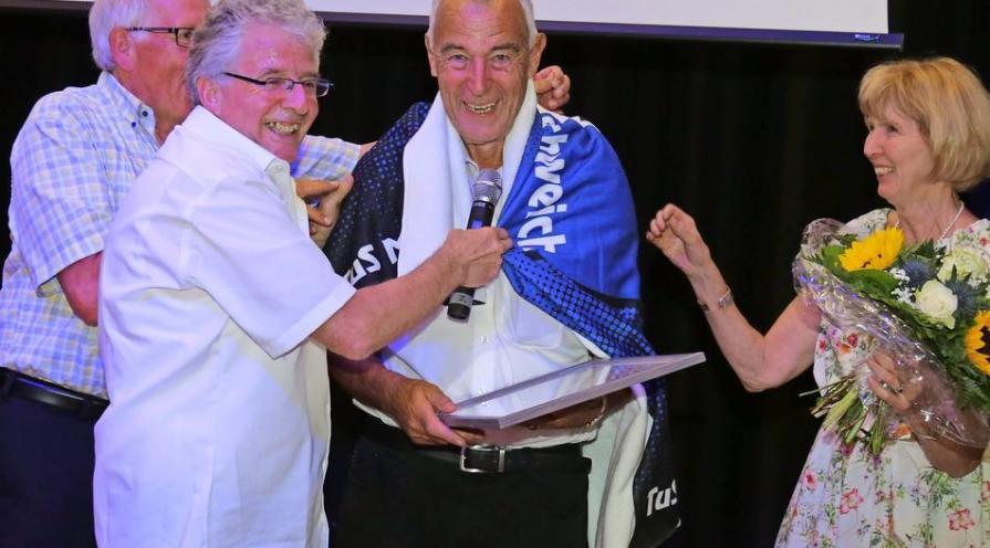 TuS Mosella Schweich feiert 100 Jahre Fußball