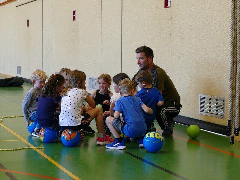 Ball- und Koordinationsschule des TuS Mosella Schweich e.V.
