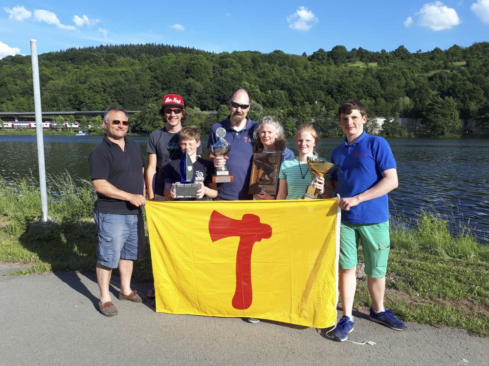 Rheinwoche - die Sieger