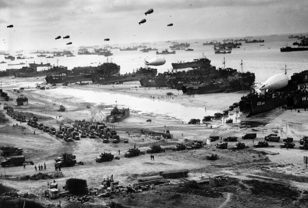 D-Day 2018: Reflections from France