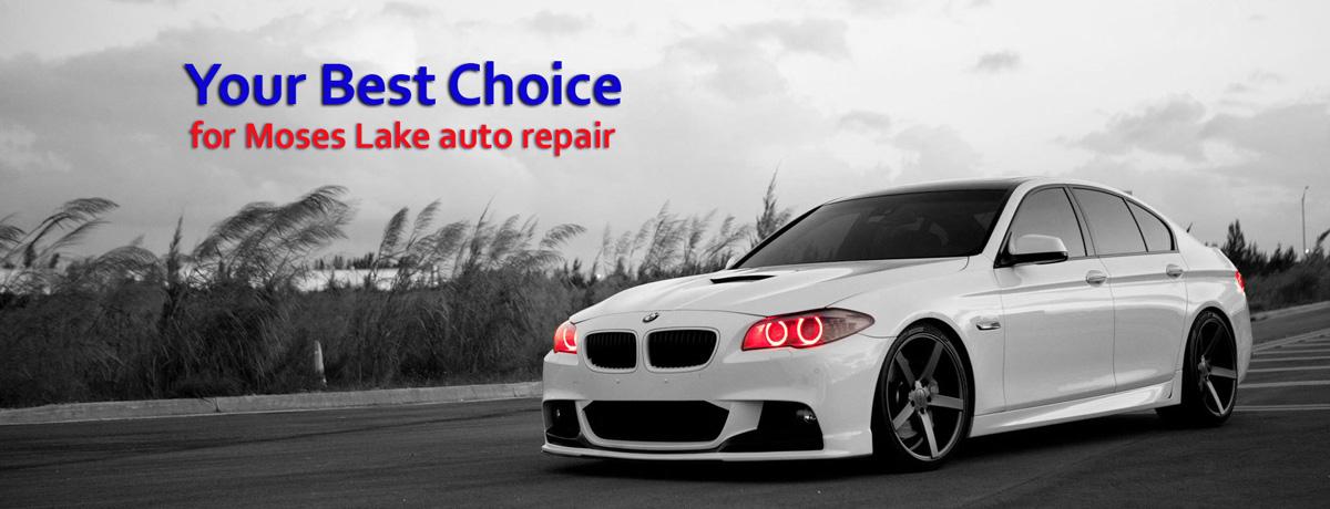 Best Auto Repair in Moses Lake