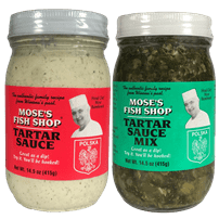 Mose's Fish Shop Tartar Sauce