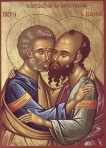 Saints Peter & Paul