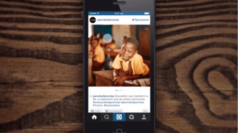 Instagram Advertising