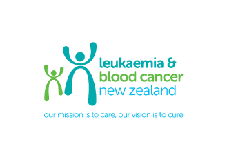 Leukaemia & Blood Cancer NZ Logo