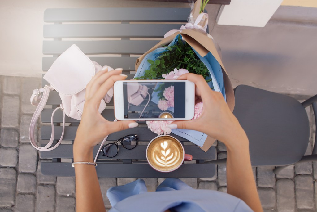 Connecting with millennials through Instagram.