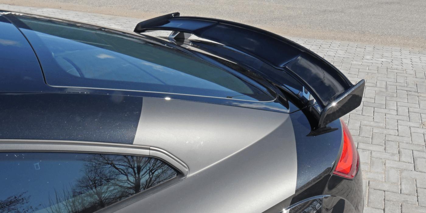Audi-TTRS-Heckspoiler-Heckflügel-Aufsatz