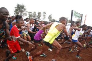 marathons in Kenya