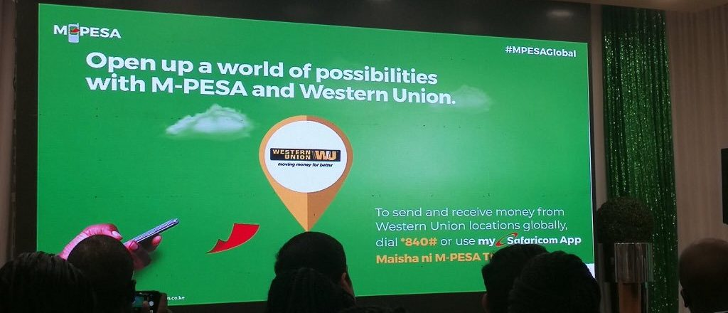 How to use MPESA Global service