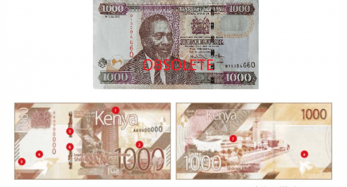 Why you may need to go to the CBK to exchange your currency