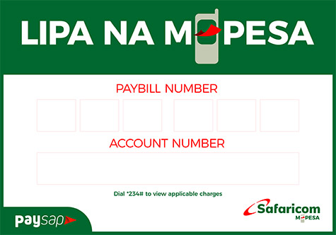 Kenyan banks MPESA Paybill numbers and USSD codes 2019