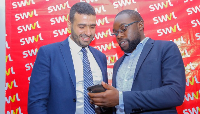 Swvl app that is causing ripples in the Nairobi transport sector