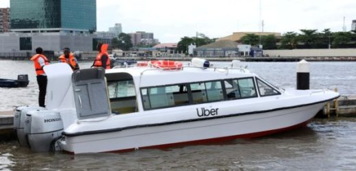 Uber launches boat taxis piloting in Lagos