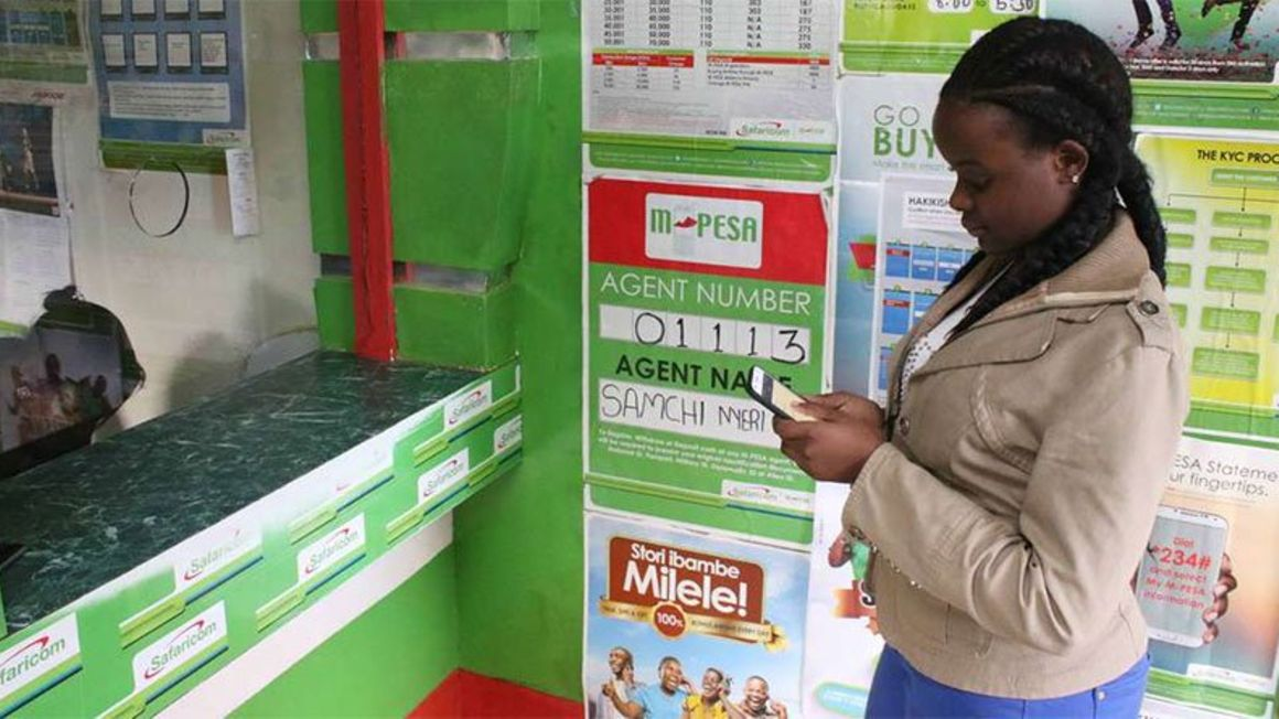How MPESA works