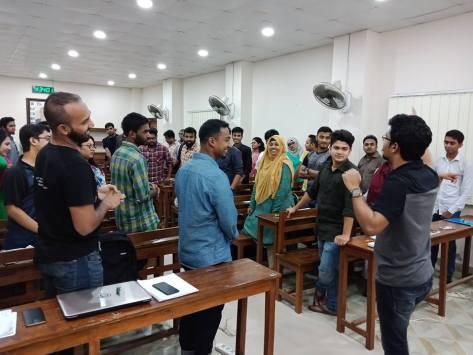 Personal Development Session at Dhaka University - 2nd Batch (Skill Hunt) (9)