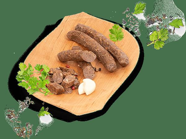 Carnati de capra preparati traditional -Mos Iosif
