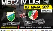 Mecz IV Ligi: KKS Granica – MKS Zatoka Braniewo
