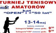 Turniej tenisowy amatorów