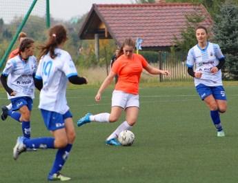 Liderki III ligi kobiet wygrały kolejne spotkanie. MKS MOSiR Kętrzyn – Stomil II Olsztyn 1:0