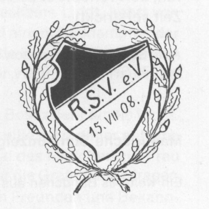1908r. – Rastenburg – logo klubu