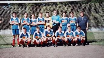 2001. Juniorzy w sezonie 2001-2002