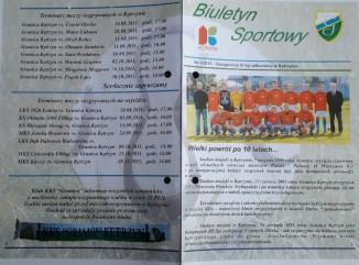 2011. Znowu w III lidze.