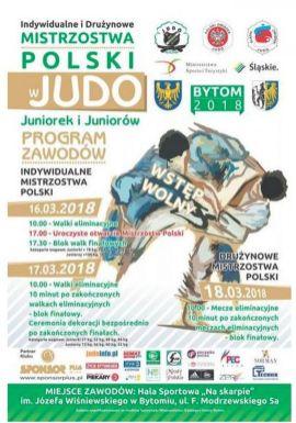 18.03.17 MP Juniorów Judo 2018