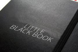 His Little Black Book