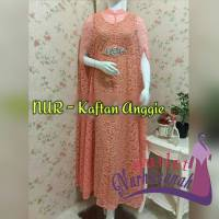 KAFTAN MODERN KAFTAN ANGGIE B (ready stock and made by order)