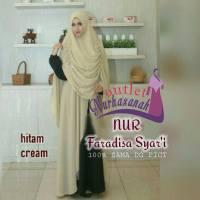 Baju Pesta Muslimah Faradisa Syar'i Dress (Bisa Dicicil Untuk Baju Lebaran 2017 – Made By Order)