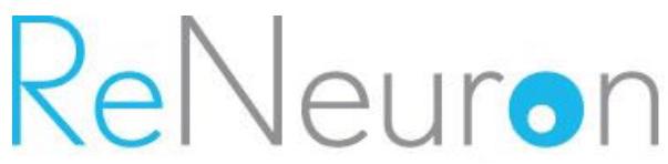 «Риньюрон груп» (ReNeuron Group).