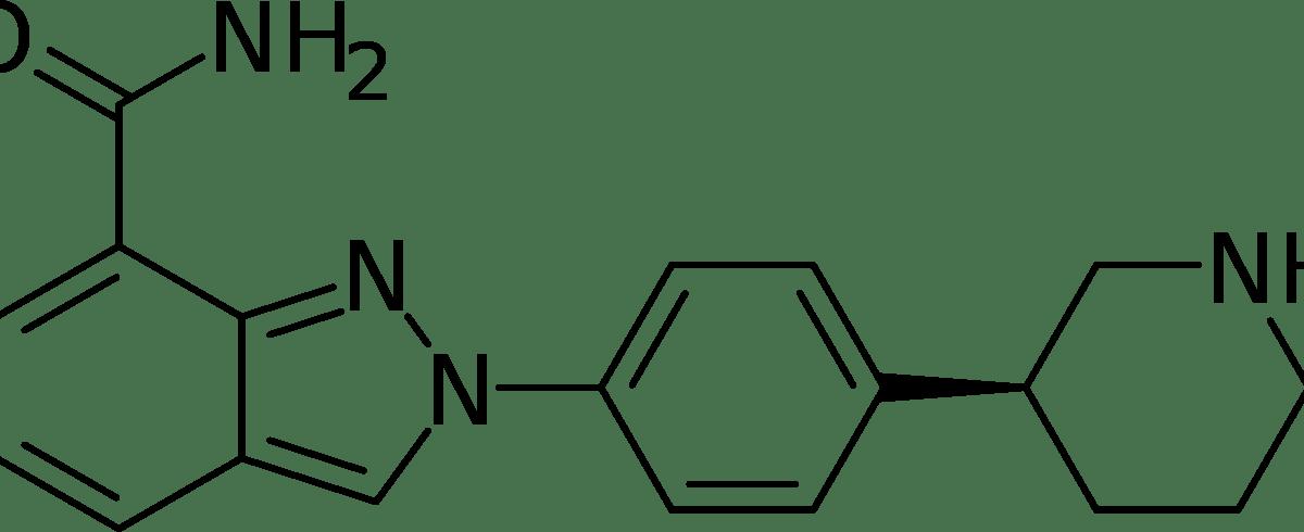Нирапариб (niraparib).
