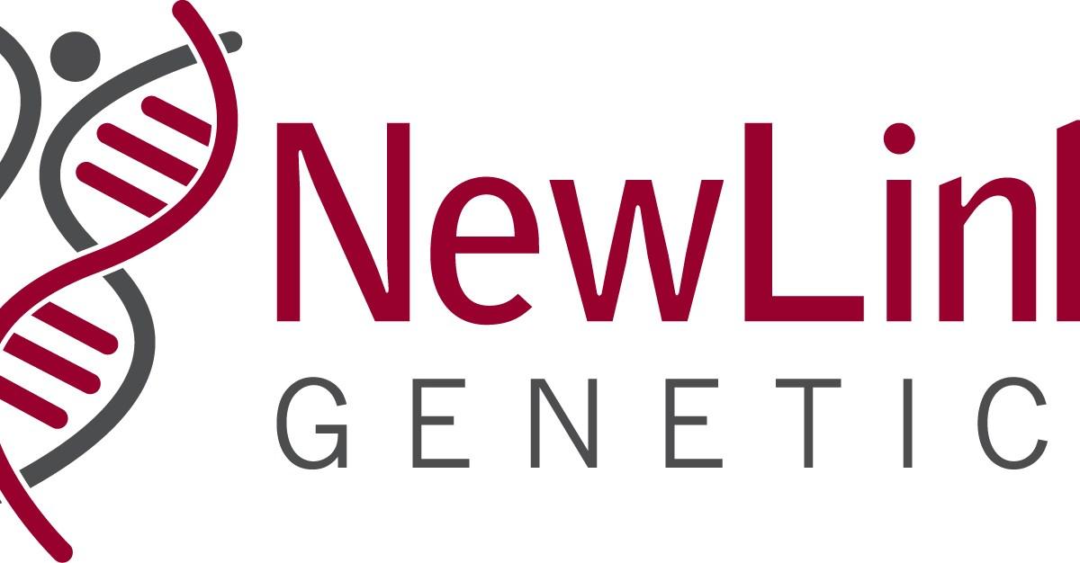 «Ньюлинк дженетикс» (NewLink Genetics).