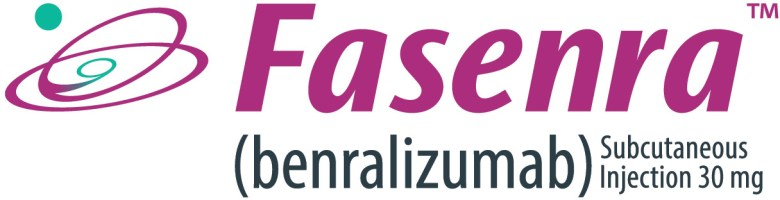«Фасенра» (Fasenra, бенрализумаб).