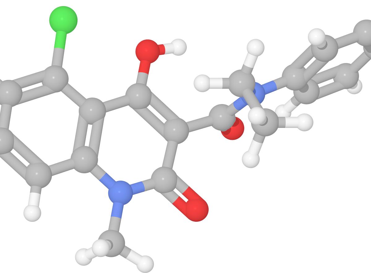 Лахинимод (laquinimod).