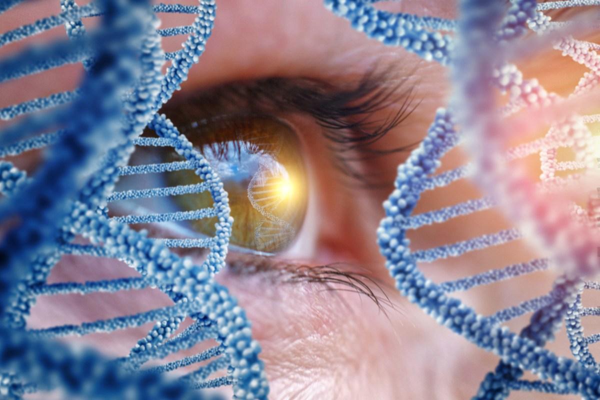 Biogen подарила себе генную терапию редких офтальмологических заболеваний