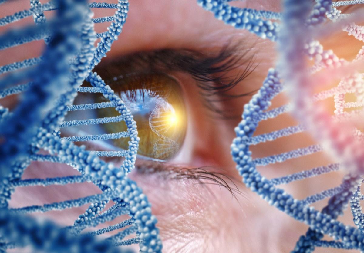 eye gene therapy - Biogen подарила себе генную терапию редких офтальмологических заболеваний