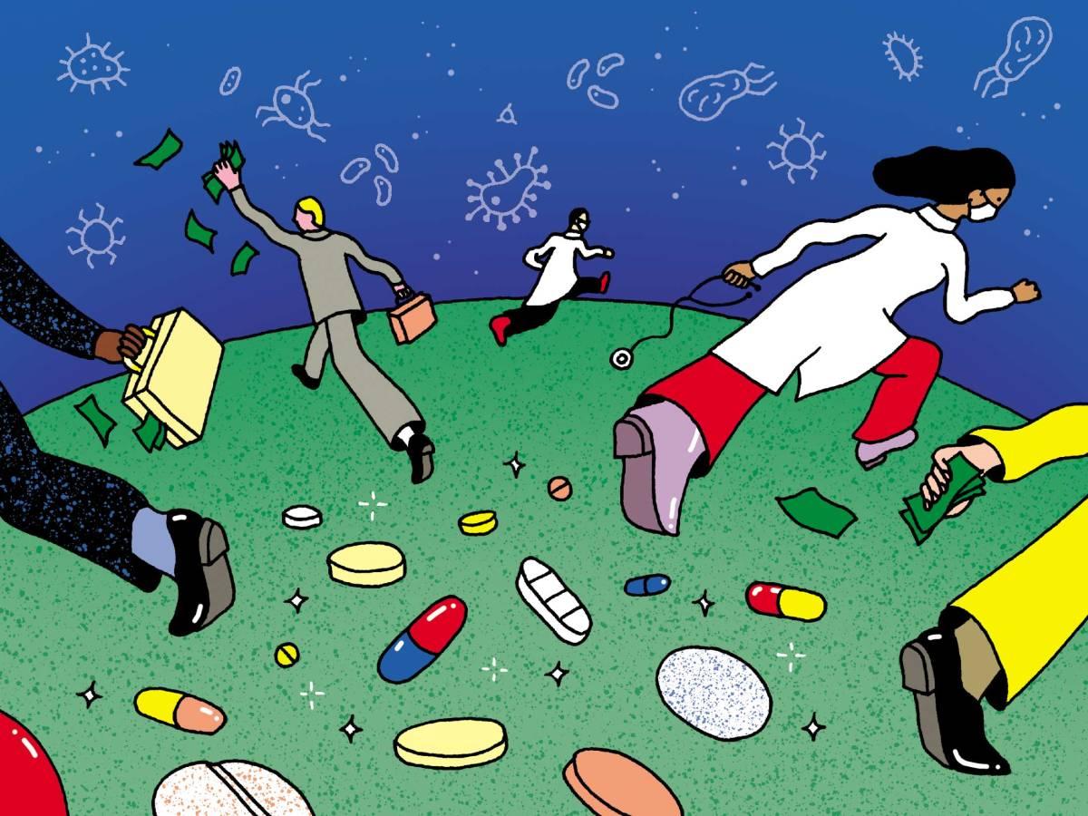 Банкротство Achaogen: показательная порка для всех антибиотиков