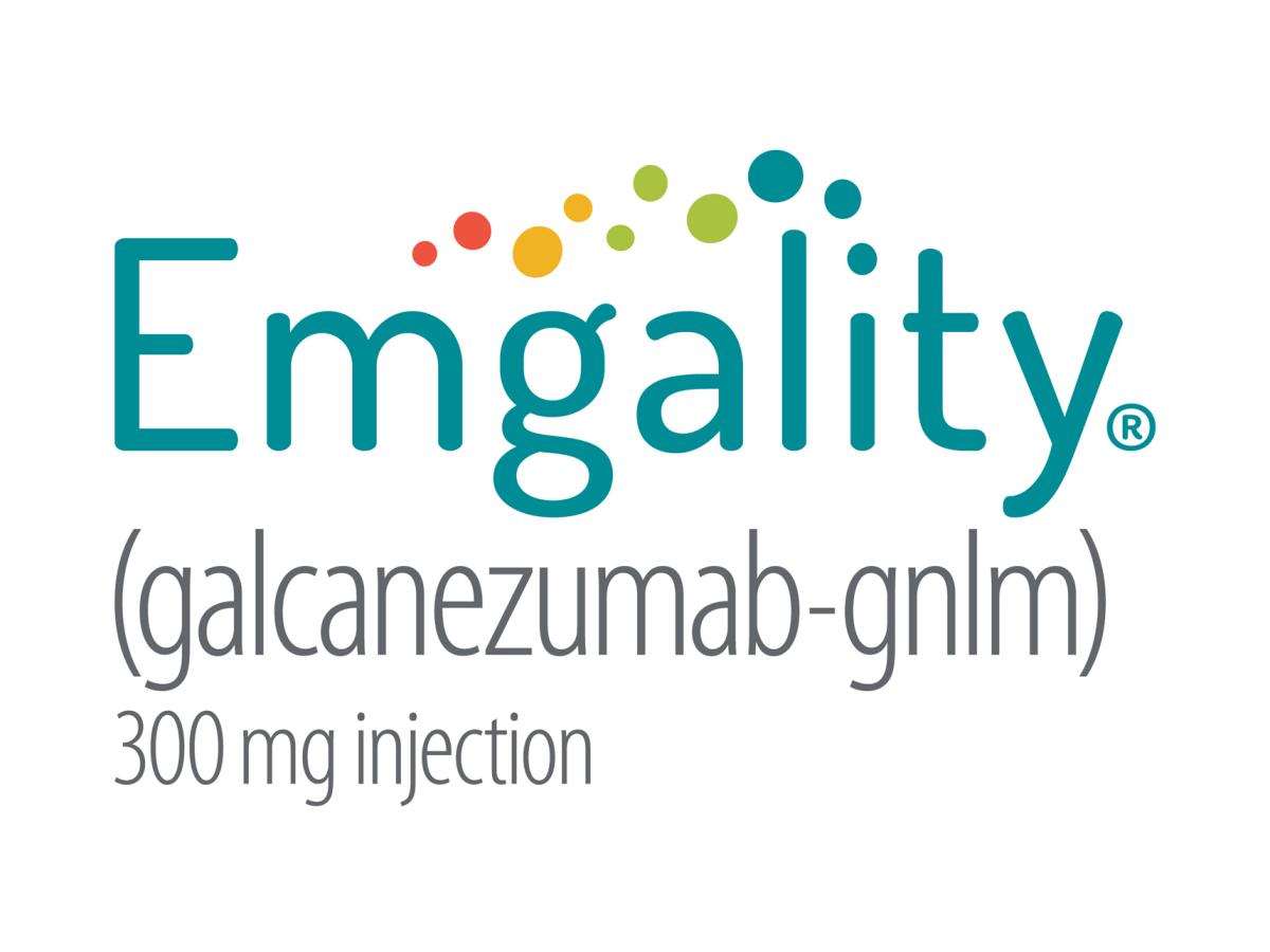 «Эмгалити» (Emgality, галканезумаб).