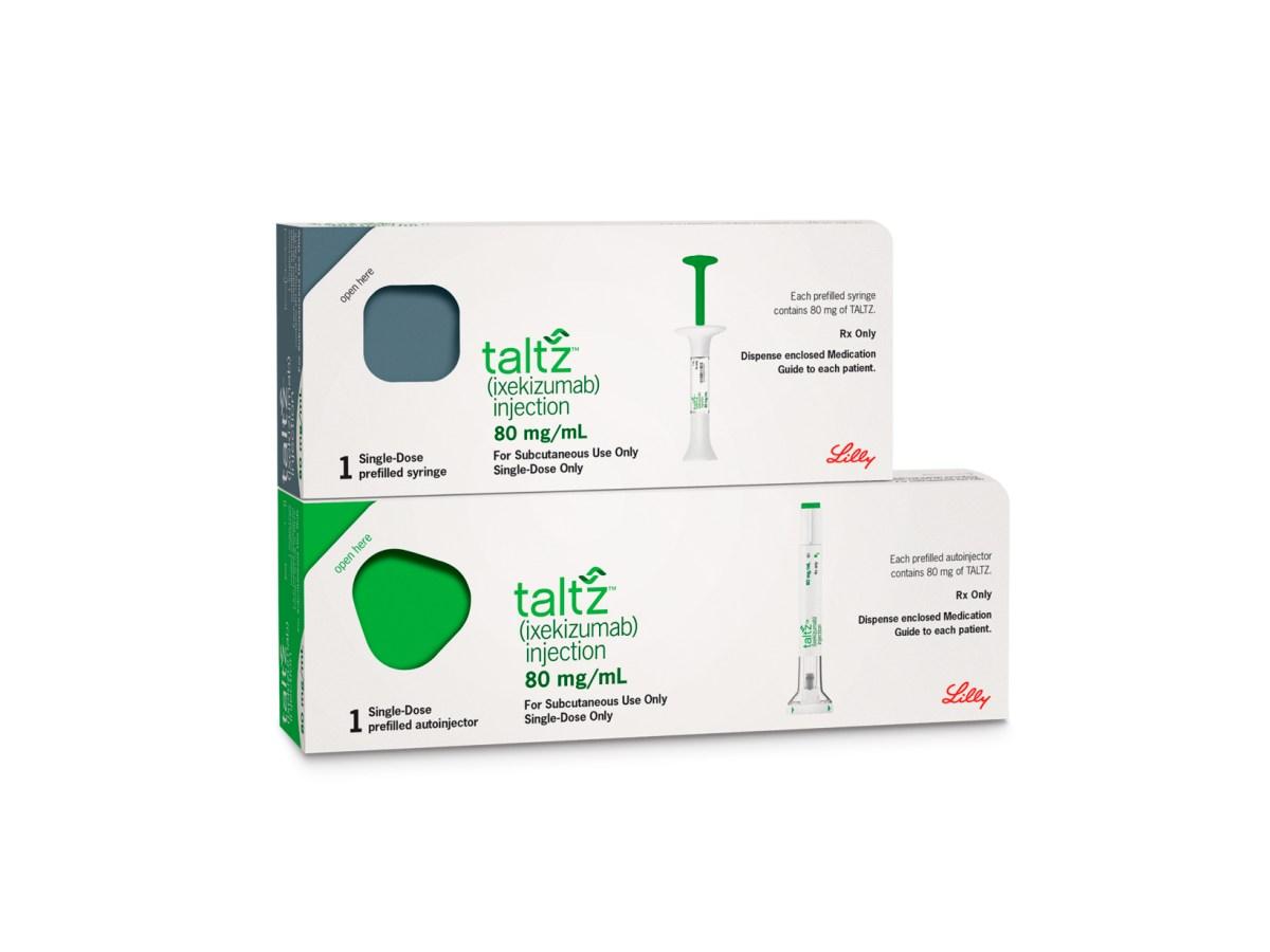 «Талс» (Taltz, иксекизумаб).