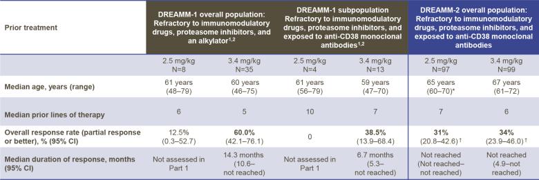Белантамаб мафодотин для лечения множественной миеломы