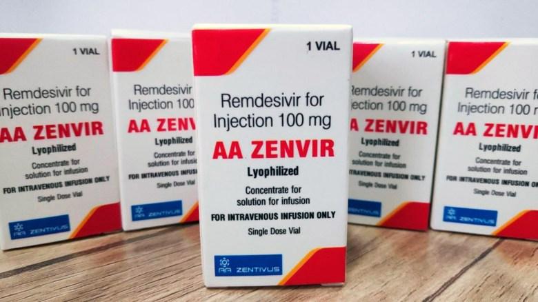 «АА Зенвир» (AA Zenvir, ремдесивир).